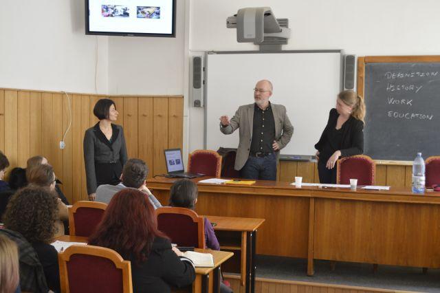 seminar DarPs
